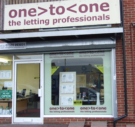 One to One Lettings